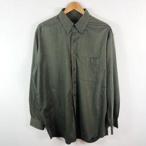 [JOSEPH A BANK] Green Button Down Shirt